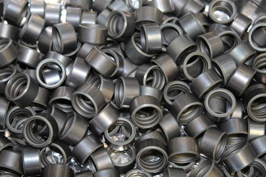 Zinc Nickel Alloy Plating